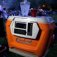 Portlander's campaign for Coolest Cooler on track to break Kickstarter record