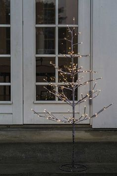 90 cm high LED Tree Alex, with elegants lighs from Sirius. Buy at Sirius Home Webshop.
