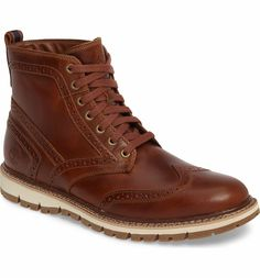 b1608be7fe83 Timberland Britton Hill Wingtip Boot (Men) Stylish Boots