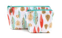 Essential Oil Pouch - Essential Oil Storage Bag - Zipper Pouch - Travel Bag - Teacher Gift for Her - Ready to Ship by Zookaboo on Etsy https://www.etsy.com/ca/listing/521681264/essential-oil-pouch-essential-oil