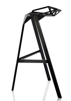 Stool One designed by Konstantin Grcic for MAGIS.