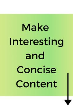 Creating interesting and concise content can help increase audience attention. Social Media Usage, Social Media Marketing, Digital Marketing, Mean People, Entrepreneurship, Insight, Content
