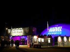 Marvel Experience at Fair Park headlines best weekend events in Dallas-#dallasmedianale Call and Response starts tonight