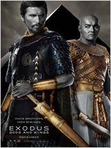 Exodus: Gods And Kings Filme: Êxodo: Deuses e Reis Elenco: Christian Bale, Joel Edgerton, Aaron Paul  Lançamento: 25 de dezembro de 2014