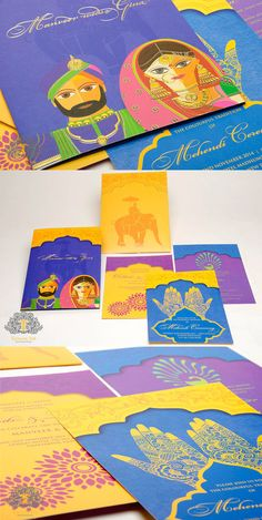 Wedding Invites Modern Invitation Design Ideas For 2019 Indian Wedding Invitation Cards, Wedding Invitation Card Design, Indian Wedding Cards, Creative Wedding Invitations, Indian Wedding Invitations, Wedding Stationery, Modern Invitations, Custom Invitations, Wedding Card Design Indian