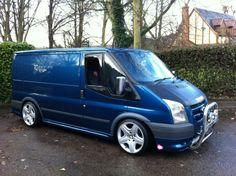 . Van Racking, Vanz, Vw T5, Hot Rides, Ford Transit, Custom Vans, Car Ford, Van Life, Motor Car