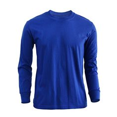 BCPOLO Round neckstyle Cotton long sleeve daily fashion t-shirt / Royal blue XS BCPOLO http://www.amazon.com/dp/B00M405UEU/ref=cm_sw_r_pi_dp_pps7ub076F5B1