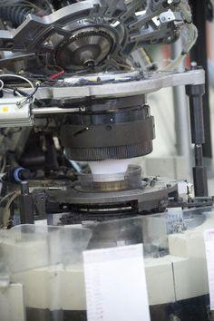 Zita Tops Sock Factory: Machinery view 1