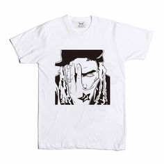 Fetty Wap White Tee (Unisex) // 1738 RemyBoyz Trap Queen Zoo // T-shirt // Babes & Gents // www.babesngents.com