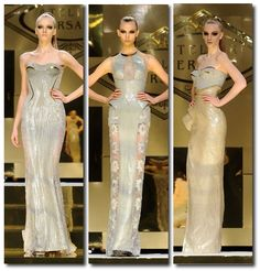 designer dresses, versace | ... Atelier Versace Couture Fall 2012 – Designer Wedding Dresses