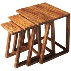Butler Specialty Butler Loft Mira Nesting Tables