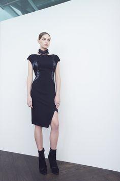 Solitude Dress Crop - shenali
