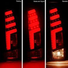 1996 Chevy Silverado Tube LED Tail Lights Red | A141QD5E109 - TopGearAutosport 1996 Chevy Silverado, Led Tubes, Led Tail Lights, Classic Chevy Trucks, Gm Trucks, Watch Faces, Art, Custom Trucks, Cars