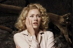 Naomi Watts as Ann Darrow in King Kong. Costumes by Terry Ryan