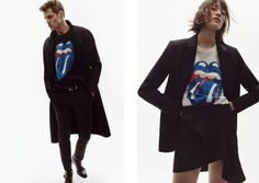 Inspired by The Rolling Stones new album, Blue & Lonesome, here's the ZARA new #capsulecollection #AW16 in #limitededition Look____0005