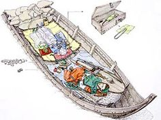 scar boat burial - Google Search