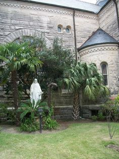 The Visitation Monastery in Mobile, AL.