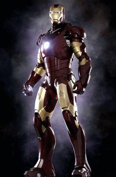 Iron Man............