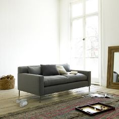 CHROMA  The sophisticated sister of our popular Chrome bed. Snug as a bug. Yet super cool too. Order yours here: http://loaf.com/products/chroma-sofa #sofa