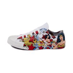 7f5e1106c249 Converse All Star Lo Wonder Woman Athletic Shoe