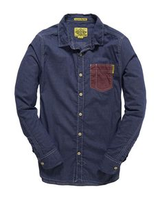 Superdry Riveter Shirt