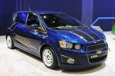 Chevrolet Sonic B-Spec Sport Race Car Concept