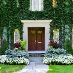 Chestnut Hill Residence - traditional - Entry - Boston - Sudbury Design Group