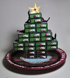 crafty sahm i am: Craft Some Holiday Magic contest entry - week 2 - advent calendar