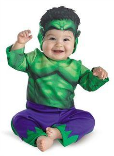 Baby Hulk Infant/Toddler Costume