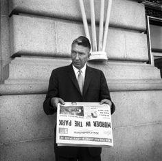 Arthur Tress Untitled (City Hall) 1964