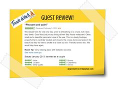 Great review from a layover guest.