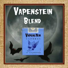 Vapenstein Blend Paris
