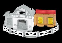Playmobil Stable Extension for Pony Farm