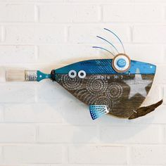 Fish Fry Recycled Art by FishFryRecycledArt on Etsy
