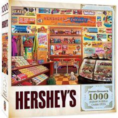 Vintage Fruit Crate Labels 1000 Piece Puzzle George