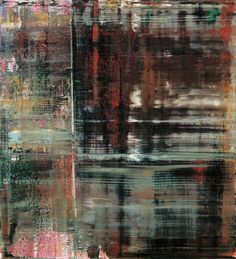 Abstract Painting [DESTROYED] [802-4] » Art » Gerhard Richter
