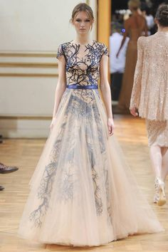 Zuhair Murad 2014 | Zuhair Murad 2014 Spring Couture Collection (II)