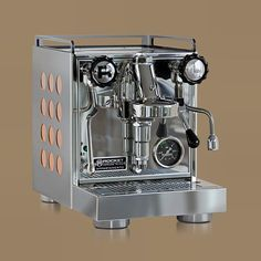 We are looking forward to the arrival of the new baby Rocket! The Appartamento compact espresso machine is designed for environments where space is at a premium. Availability April/May 2016.