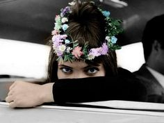 Anna Karina Flowers