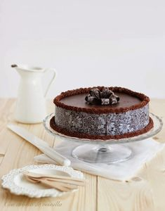 Zumbo Baking Chocolate Mousse Cake Recipe