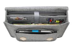 NEW lower price 30% OFF Laptop bag 15 inch with pocket felt