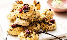 Libelle Lijnt Lekker-recept: vezelrijke noten-fruitbolletjes