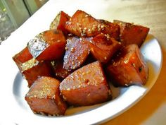 Teriyaki Sweet Potatoes - I've made these dozens of times and every time, they're better than the last. A must-try!