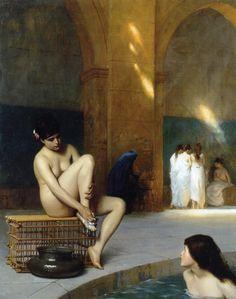 Jean-Léon Gérôme - Femme nue (1889)
