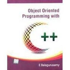 Object Oriented Programming With C++ -Buy Used, Second Hand Book, 211.00INR