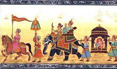 india tiger painting - Google Search African Paintings, Mughal Paintings, Art Paintings, Tiger Painting, Rajasthani Painting, Phad Painting, Raja Ravi Varma, Radha Krishna Wallpaper, Elephant Illustration