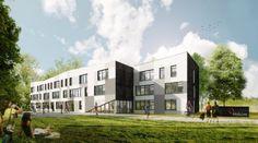 Ecoffice: passief kantoorgebouw van Holcim zonder meerprijs (Desso, Holcim België N.V.)