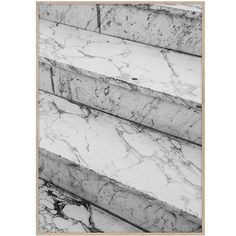 Paper Collective Poster Marble Steps
