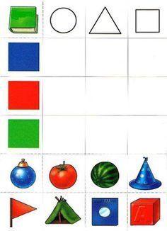 cut and paste kindergarten preschool worksheets worksheets kindergarten and shapes. Black Bedroom Furniture Sets. Home Design Ideas