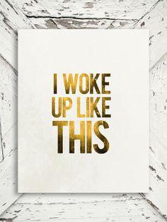 Inspirational Print